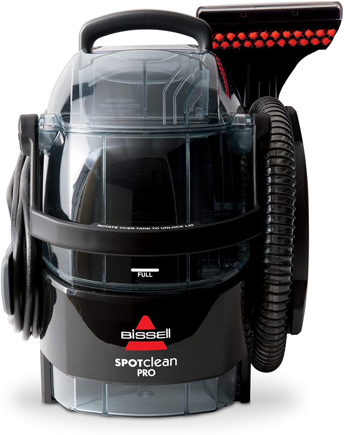 Bissell 3625 SpotClean Pro carpet Cleaner Product Image