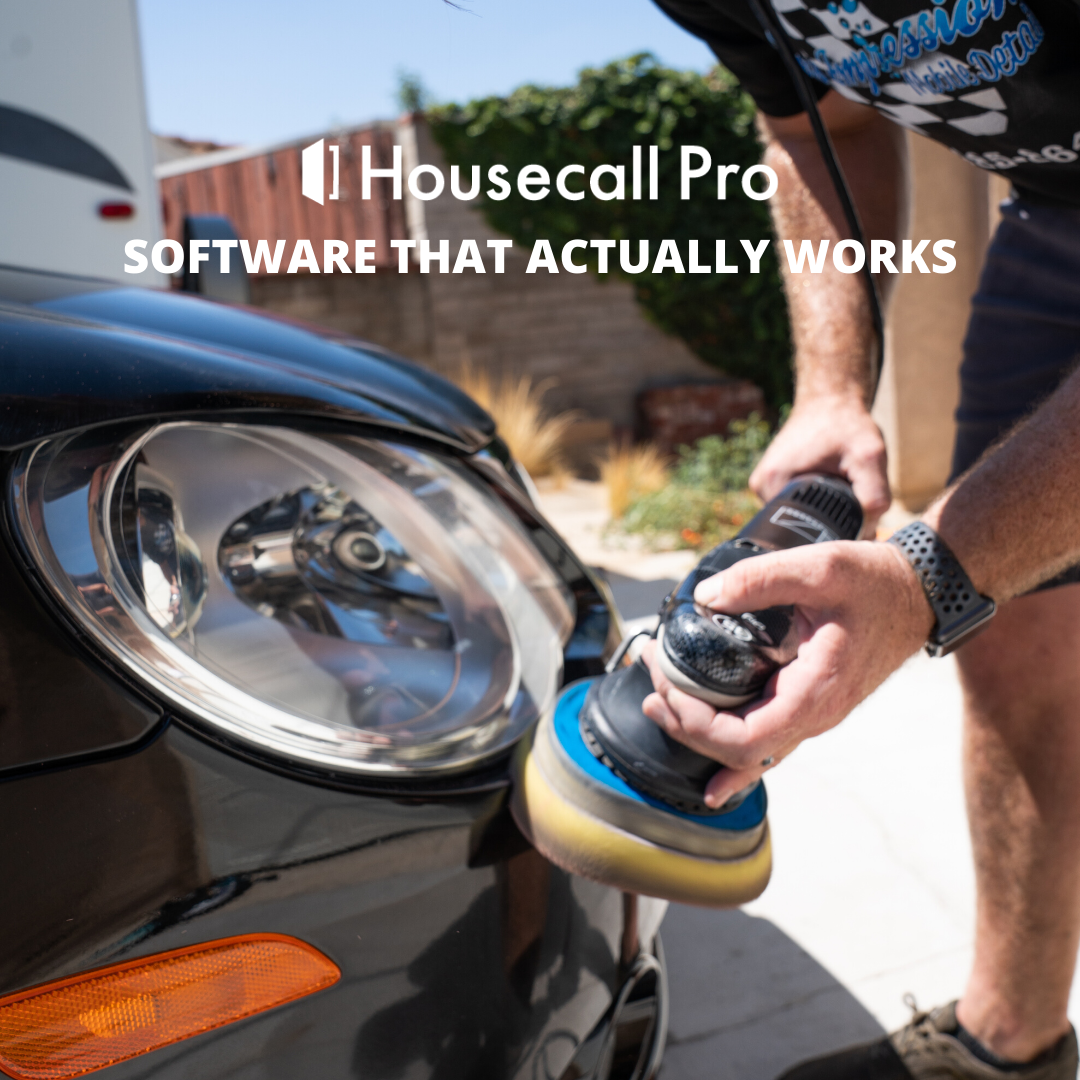 Review: Housecall Pro for Auto Detailing